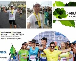 Vom lua startul la Maratonul Bucureşti