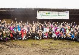 Pădurea JYSK – un proiect pe termen lung la Șotânga (jud. Dâmbovița)