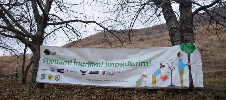 Buzău, loc de întâlnire pentru voluntarii de fapte bune