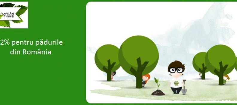 20% din impozitul pe profit pentru pădurile din România